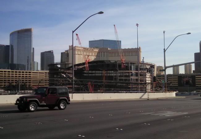 Las Vegas MGM Arena